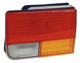 1992 -  1993 Honda Accord Rear Tail Light Assembly Replacement Housing / Lens / Cover - Right (Passenger) Side - (4 Door; Sedan)