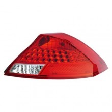 2006 -  2007 Honda Accord Rear Tail Light Assembly Replacement Housing / Lens / Cover - Right (Passenger) Side - (2 Door; Coupe)