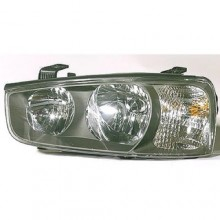 2001 -  2003 Hyundai Elantra Front Headlight Assembly Replacement Housing / Lens / Cover - Left (Driver) Side - (4 Door; Sedan)