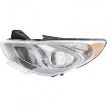 2011 - 2015 Hyundai Sonata Headlight Assembly - Left (Driver)