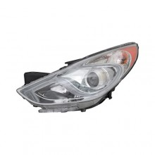 2011 -  2015 Hyundai Sonata Headlight Assembly (NSF Certified) - Left (Driver) Side - (Hybrid Gas Hybrid + Hybrid Limited Gas Hybrid + Hybrid Premium Gas Hybrid) Replacement