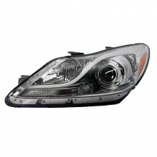 2018 - 2019 Hyundai Sonata Headlight Assembly - Left (Driver)