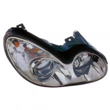 2002 -  2005 Hyundai Sonata Front Headlight Assembly Replacement Housing / Lens / Cover - Right (Passenger) Side
