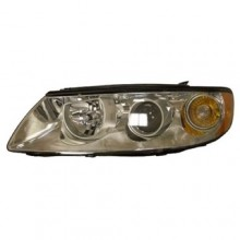 2006 - 2010 Hyundai Azera Front Headlight Assembly Replacement Housing / Lens / Cover - Right (Passenger) Side
