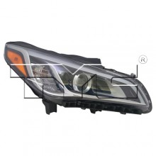 2015 -  2016 Hyundai Sonata Front Headlight Assembly Replacement Housing / Lens / Cover - Right (Passenger) Side
