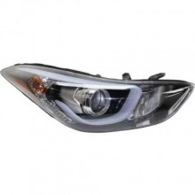 2014 - 2016 Hyundai Elantra Headlight Assembly - Right (Passenger)