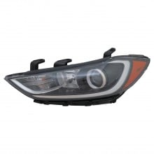 2017 - 2018 Hyundai Elantra Headlight Assembly - Right (Passenger)