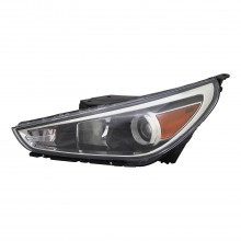 2018 - 2020 Hyundai Elantra GT Headlight Assembly - Right (Passenger)