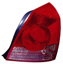 2004 -  2006 Hyundai Elantra Rear Tail Light Assembly Replacement / Lens / Cover - Left (Driver) Side - (4 Door; Sedan)