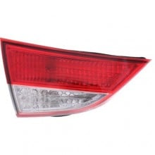 2011 -  2013 Hyundai Elantra Rear Tail Light Assembly Replacement / Lens / Cover - Left (Driver) Side Inner - (Sedan)