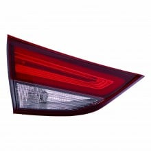 2011 - 2016 Hyundai Elantra Tail Light Rear Lamp - Left (Driver) (CAPA Certified)