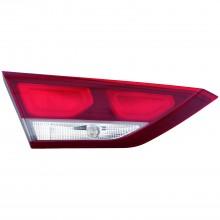 2017 - 2018 Hyundai Elantra Tail Light Rear Lamp - Left (Driver)