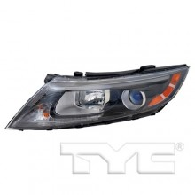 2014 -  2015 Kia Optima Headlight Assembly - Left (Driver) Side