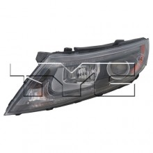 2014 -  2015 Kia Optima Front Headlight Assembly Replacement Housing / Lens / Cover - Left (Driver) Side