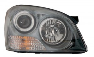 2007 -  2009 Kia Optima Front Headlight Assembly Replacement Housing / Lens / Cover - Right (Passenger) Side