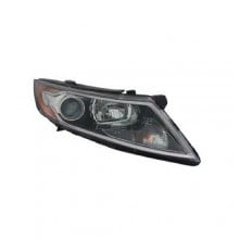 2011 -  2013 Kia Optima Headlight Assembly - Right (Passenger) Side - (Gas Hybrid)