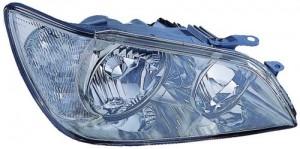 lexus is300 headlight lens replacement