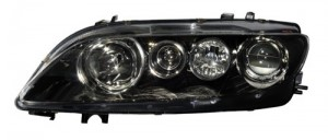 2006 -  2008 Mazda 6 Front Headlight Assembly Replacement Housing / Lens / Cover - Left (Driver) Side