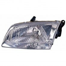 2000 - 2002 Mazda 626 Front Headlight Assembly Replacement Housing / Lens / Cover - Left (Driver) Side