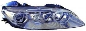 2003 - 2005 Mazda 6 Front Headlight Assembly Replacement Housing / Lens / Cover - Right (Passenger) Side
