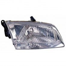 2000 - 2002 Mazda 626 Front Headlight Assembly Replacement Housing / Lens / Cover - Right (Passenger) Side