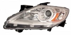 TYC Right Side Halogen Headlight Assy For Mazda CX-9 2010-2012 Models