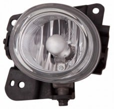 2010 - 2012 Mazda CX-7 Fog Light Assembly Replacement Housing / Lens / Cover - Left (Driver) Side