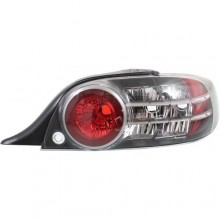 2004 -  2006 Mazda RX-8 Rear Tail Light Assembly Replacement Housing / Lens / Cover - Right (Passenger) Side - (Base Model)
