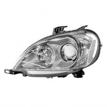 2002 - 2005 Mercedes Benz Ml350 Headlight Assembly - Left (Driver)
