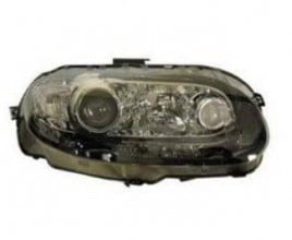 2006-2008 Mazda MX-5 Miata Headlight Assembly (OEM / Halogen / From 4-12-06) - Right (Passenger)