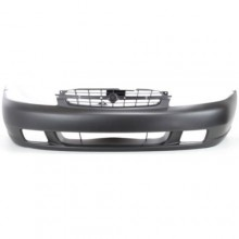 1998 - 1999 Nissan Altima Front Bumper Cover Replacement