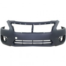 2013 - 2015 Nissan Altima Front Bumper Cover (CAPA Certified) Replacement