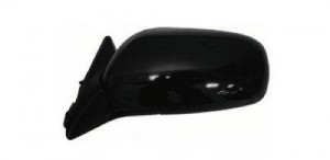 1996 -  1999 Nissan Maxima Side View Mirror Assembly / Cover / Glass Replacement - Left (Driver) Side