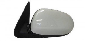 2000 -  2003 Nissan Maxima Side View Mirror Assembly / Cover / Glass Replacement - Left (Driver) Side