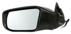 2013 Nissan Altima Side View / Door Mirror Assembly / Cover / Glass Replacement - Left (Driver) Side - (Sedan)