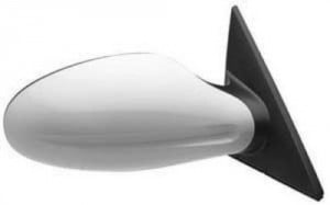 2002 -  2004 Nissan Altima Side View / Door Mirror Assembly / Cover / Glass Replacement - Right (Passenger) Side - (Base Model)