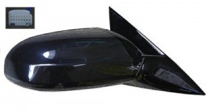 2009 -  2014 Nissan Maxima Side View Mirror Assembly / Cover / Glass Replacement - Right (Passenger) Side - (S 3.5L V6)