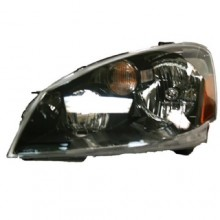 2005 -  2006 Nissan Altima Front Headlight Assembly Replacement Housing / Lens / Cover - Left (Driver) Side - (S + SE + SL)