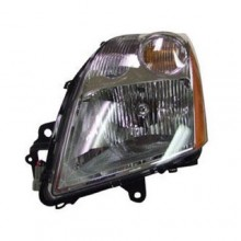 2007 - 2009 Nissan Sentra Front Headlight Assembly Replacement Housing / Lens / Cover - Left (Driver) Side - (2.0L L4)