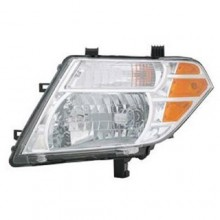 2008 -  2012 Nissan Pathfinder Front Headlight Assembly Replacement Housing / Lens / Cover - Left (Driver) Side