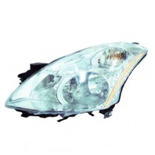 2010 - 2012 Nissan Altima Front Headlight Assembly Replacement Housing / Lens / Cover - Left (Driver) Side - (Gas Hybrid + Sedan)