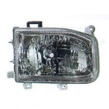 1999 -  2003 Nissan Pathfinder Front Headlight Assembly Replacement Housing / Lens / Cover - Right (Passenger) Side