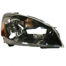 2005 -  2006 Nissan Altima Front Headlight Assembly Replacement Housing / Lens / Cover - Right (Passenger) Side - (S + SE + SL)