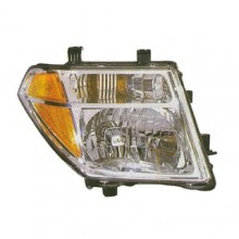 2005 - 2008 Nissan Frontier Front Headlight Assembly Replacement Housing / Lens / Cover - Right (Passenger) Side
