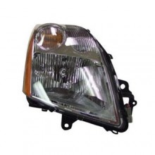 2007 - 2009 Nissan Sentra Front Headlight Assembly Replacement Housing / Lens / Cover - Right (Passenger) Side - (2.0L L4)