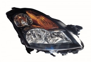 2007 Nissan Altima Headlight Assembly - Right (Passenger) Side - (Sedan)
