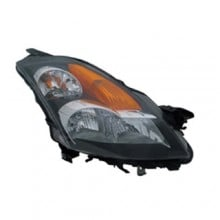 2007 -  2009 Nissan Altima Headlight Assembly - Right (Passenger) Side - (Gas Hybrid + Sedan)