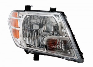 2009 - 2018 Nissan Frontier Front Headlight Assembly Replacement Housing / Lens / Cover - Right (Passenger) Side