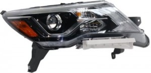 2017 - 2018 Nissan Pathfinder Headlight Assembly - Right (Passenger)