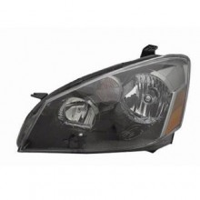 2005 - 2006 Nissan Altima Front Headlight Assembly Replacement Housing / Lens / Cover - Left (Driver) Side - (Base Model + S + SE + SL)